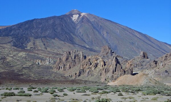Fascinating Things To Know About Mount Teide